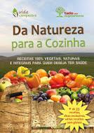 E-BOOK DA NATUREZA PARA A COZINHA