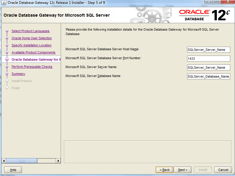 how to run query on sql server db
