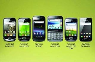 Daftar Harga Samsung Galaxy Terbaru Mei 2013