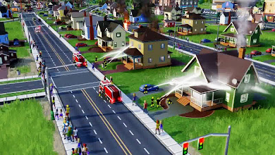 fire department city sevices in simcity 5