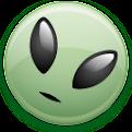 Emoticons Verdes em Png