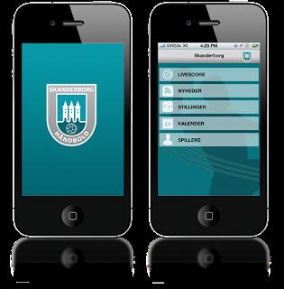 Skanderborg håndbold app