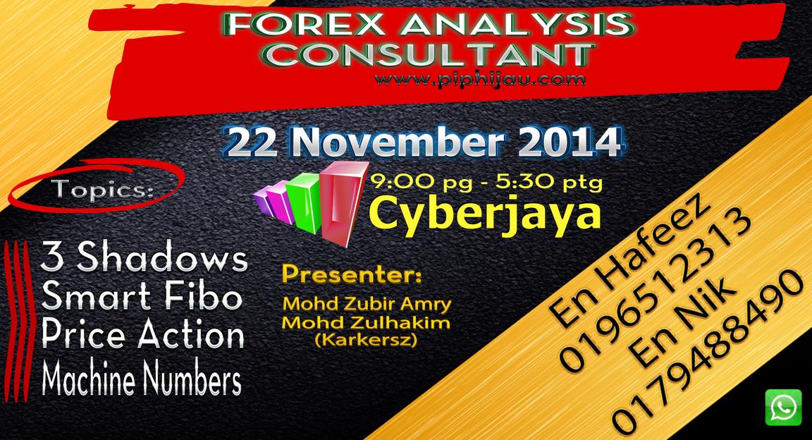 Seminar Forex Cyberjaya 22 November 2014
