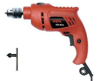 Skil 6510 Impact Drill 450w 10mm Vari-Speed Reversible