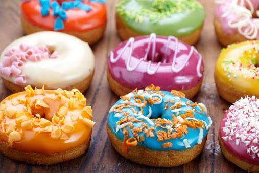 donuts bimby ricetta ciambelle di homer simpson