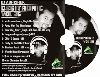 DESITRONIC VOL.25 - ABK PRODUCTION
