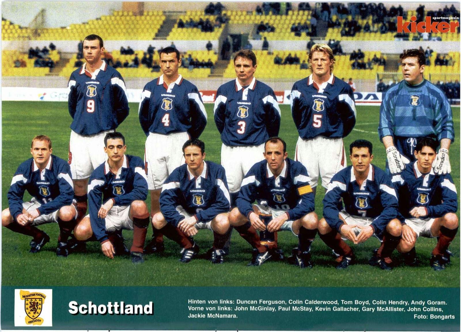 Soccer Nostalgia Old Team graphs Part 26g