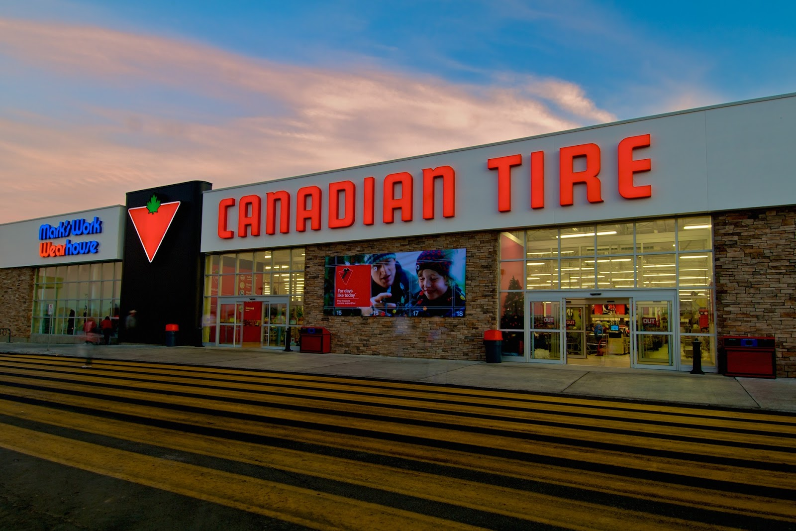 canadian tires One traditional retailer has escaped—so far: canadian tire (ctccanada), one  of that country's best-known retail brands, with 1,700 outlets.