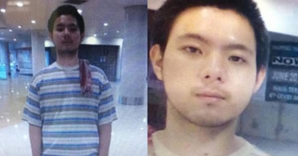 Jiro Manio found roaming around the NAIA terminal 3 asking for food