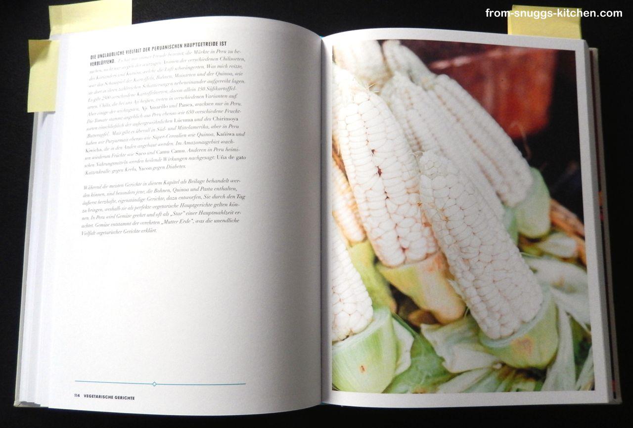 Buchausschnitt Ceviche