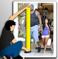 What is Shaquille O'neal Height