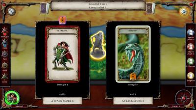 Talisman Gameplay