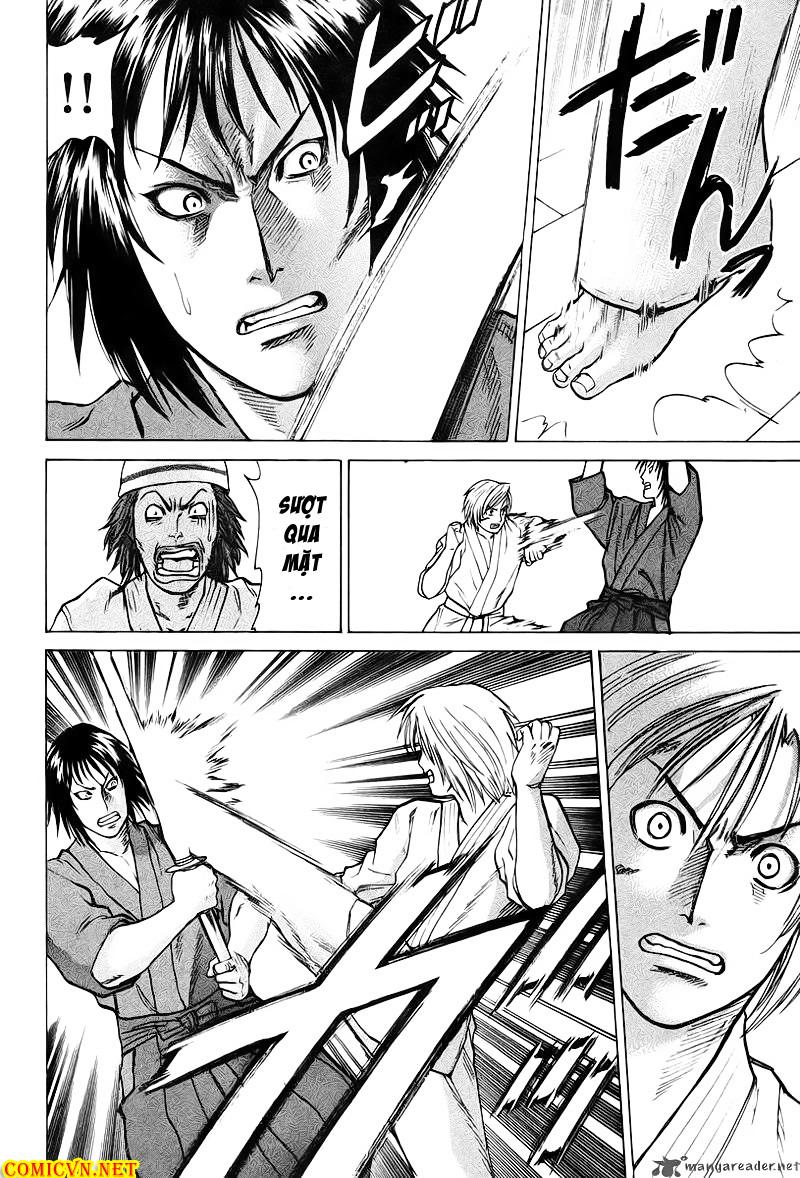 Karate Shoukoushi Kohinata Minoru chap 25 Trang 10