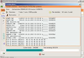 GetDataBack for NTFS & FAT 4.33
