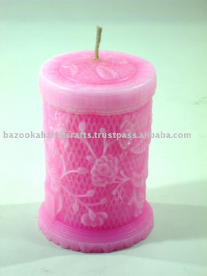 decorative candle image collection