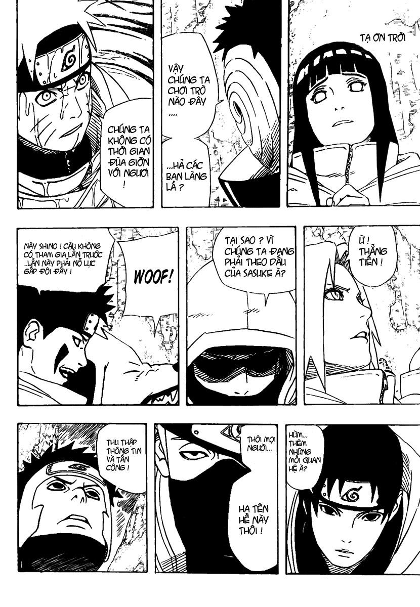Naruto chap 383 Trang 12 - Mangak.info