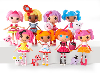 Lalaloopsy Mini Dolls