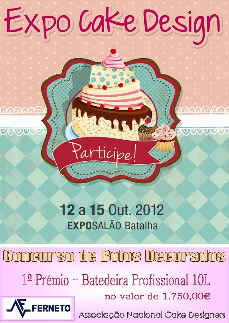 Exposition Cake Design : Bolos&Tentac?es: Expo Cake Design - Batalha
