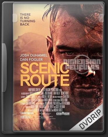 Scenic Route (DVDRip Ingles Subtitulada) (2013)