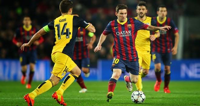 Barcelona por el pase a Semifinales en Champions
