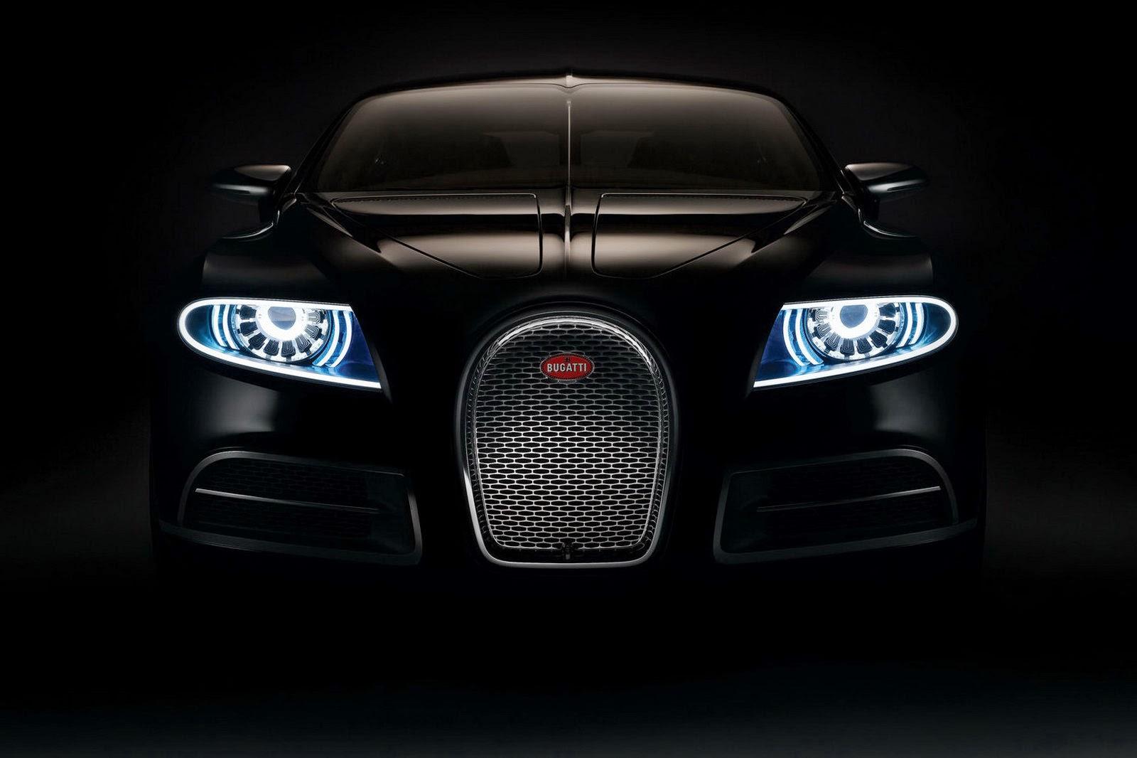 NEW concept Bugatti-16C-Galibier