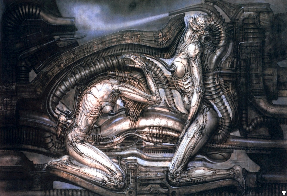 Convention and common sense are goodplaces to start from, but they ...: www.startyournovel.com/2012/06/what-can-hr-giger-teach-you-about.html