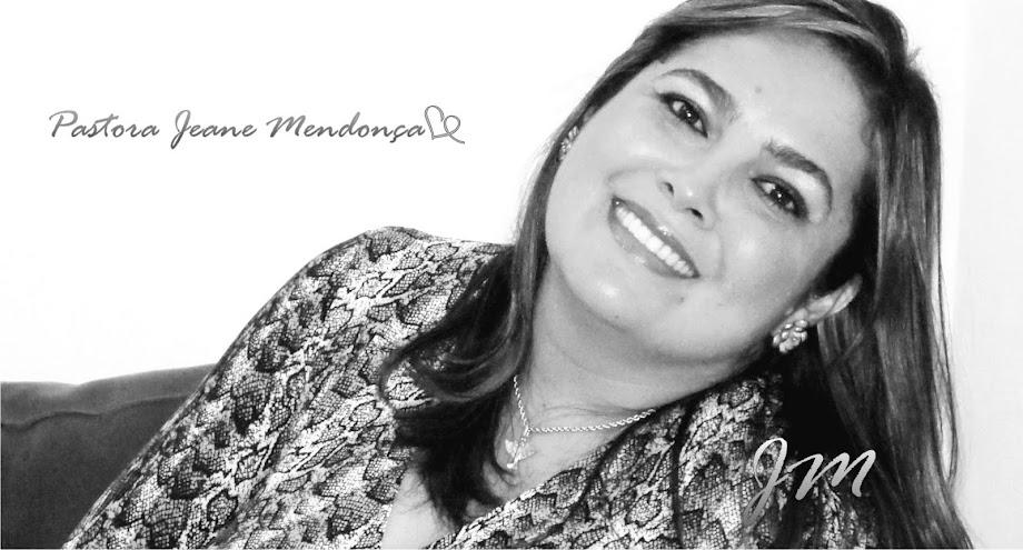 Pastora Jeane Mendonça :)