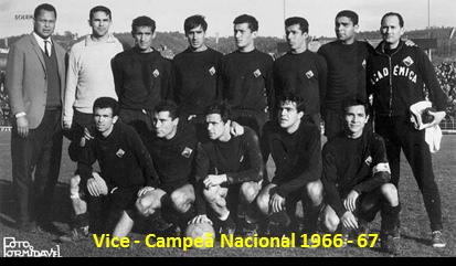 Vice - Campeã Nacional