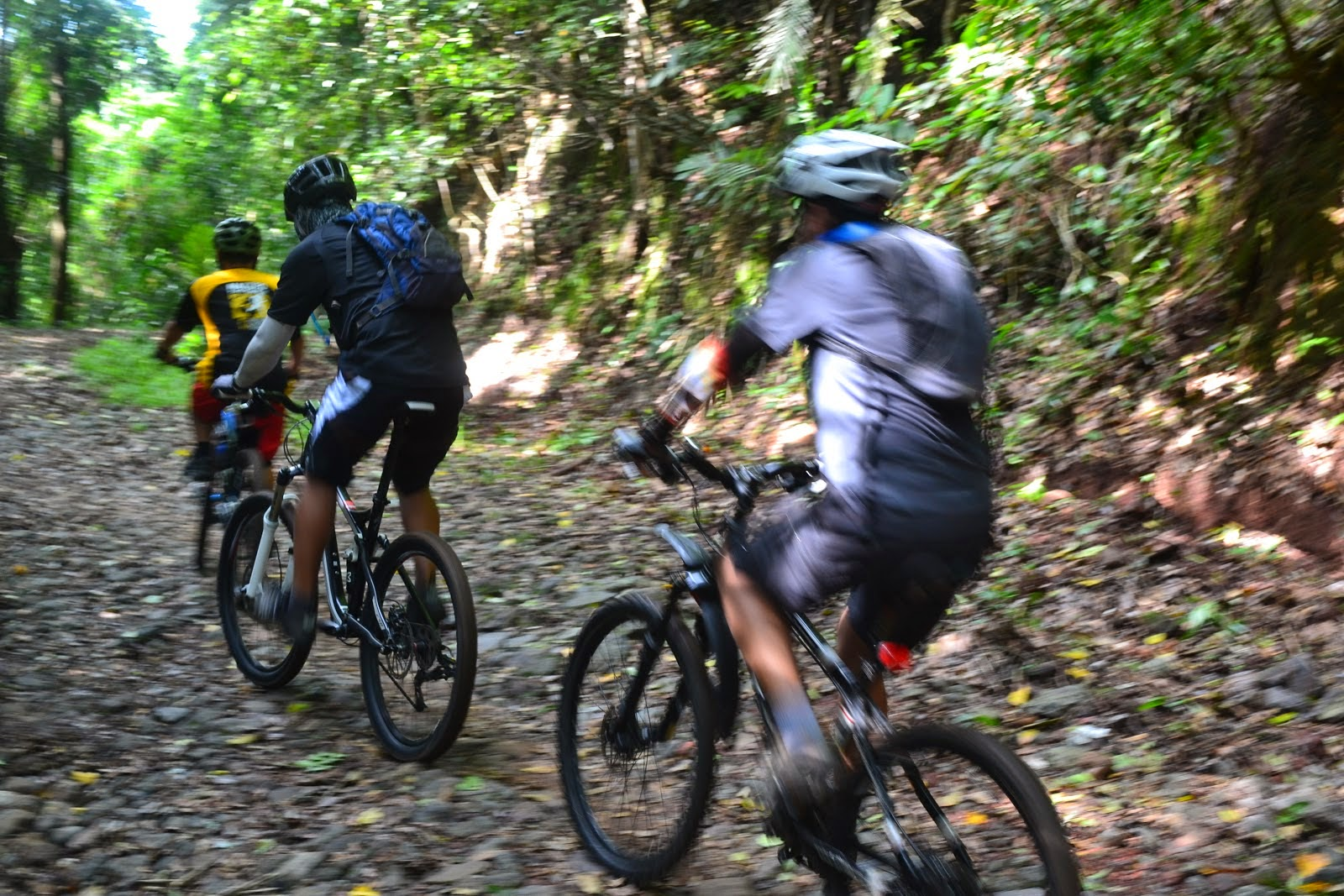 boracay mountain biking