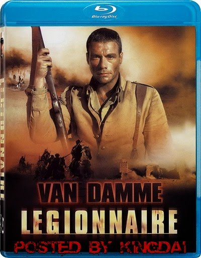 Legionnaire (1998) Dual Audio (Hindi English) BRRip 300MB Download
