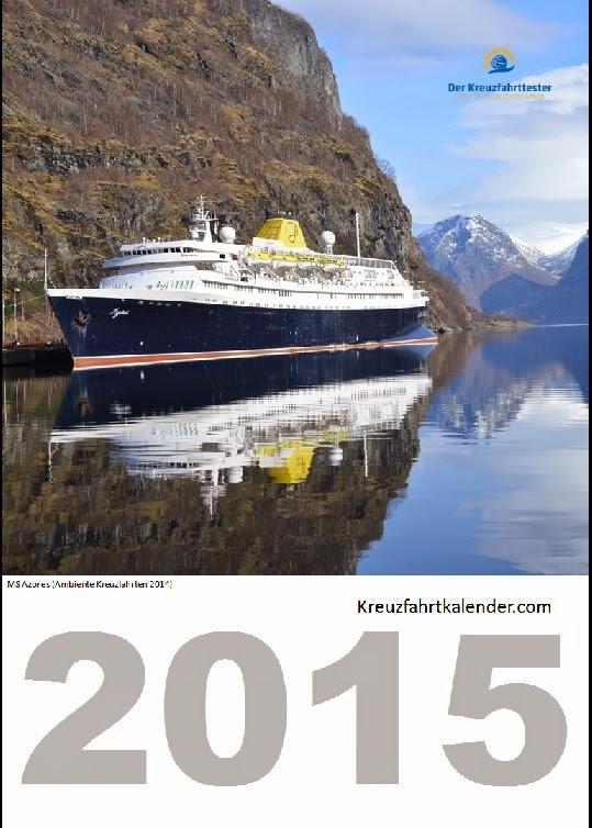 Kalender für 2015