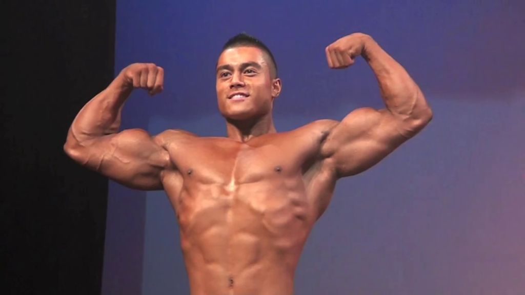 Workout inspiration .net: rico van huizen: the rising bodybuilding star