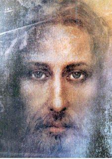 Volto di Gesù Misericordioso Buon Pastore