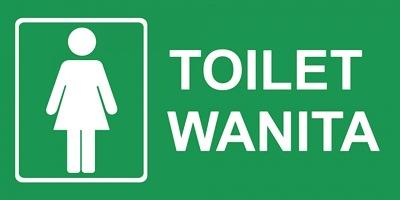 Waspada Ada CCTV Model Gantung baju di Toilet Wanita