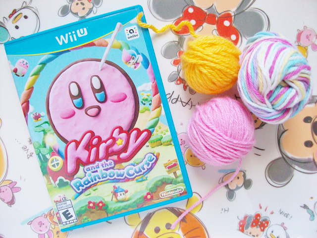 Kirby And The Rainbow Curse Game Review