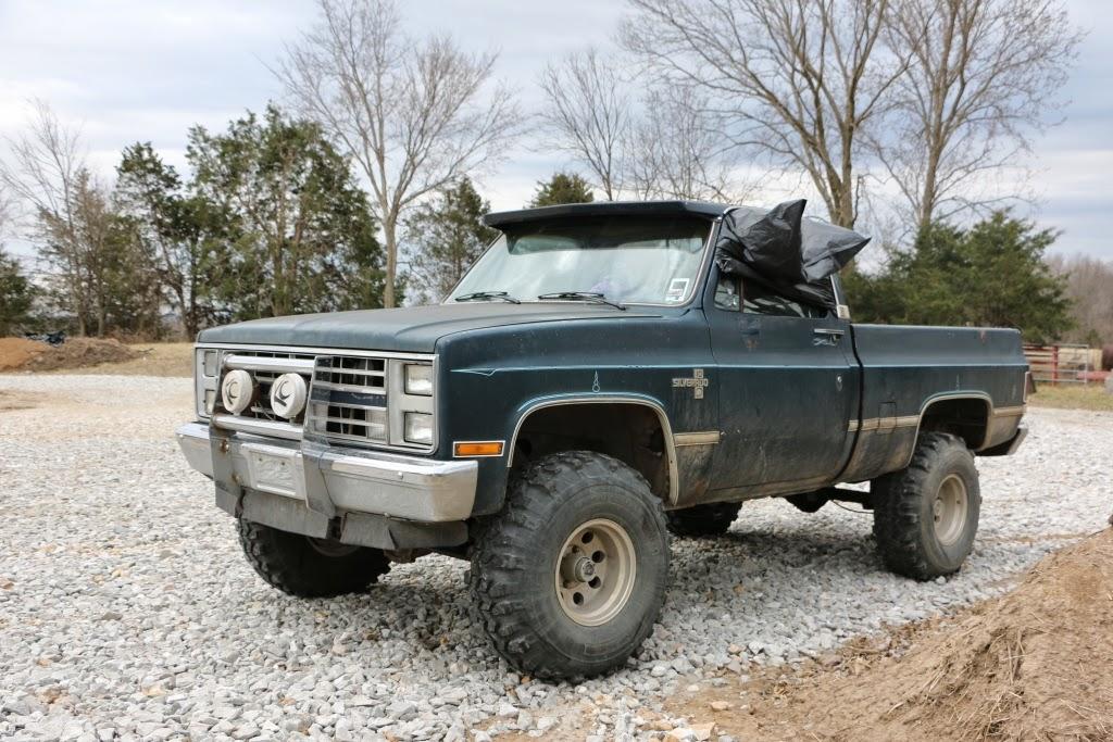 Wheels Tires Tonka4wheeldrive Com >> The Long Dirt Road Bubba S Truck An Old 4 Wheel Drive