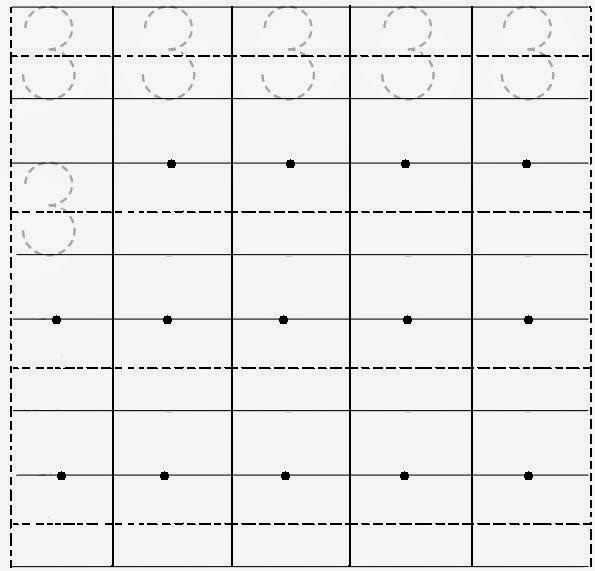 Number Handwriting Worksheets
