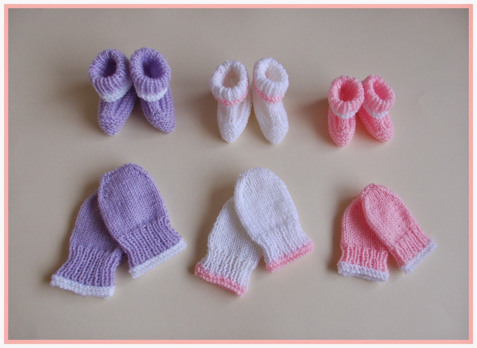 Knitting Patterns For Mittens For Premature Babies : mariannas lazy daisy days: Premature & Newborn Baby Hat ...