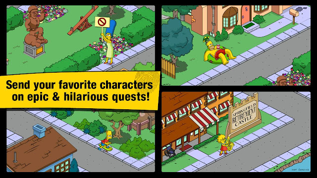 Simpsons Tapped Out Hack Screenshot3