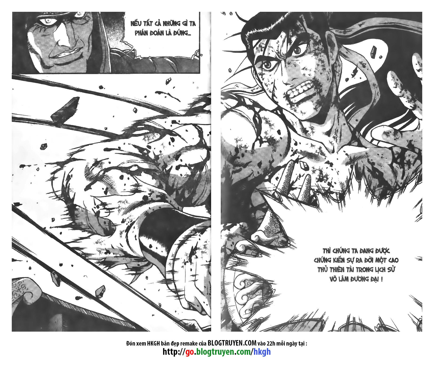 Hiệp Khách Giang Hồ chap 216 page 17 - IZTruyenTranh.com