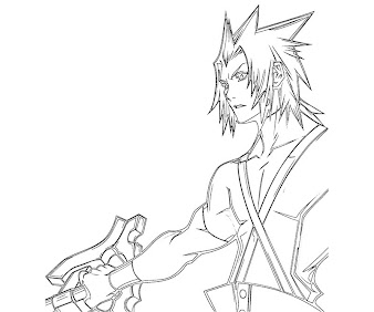 #6 Terra Coloring Page
