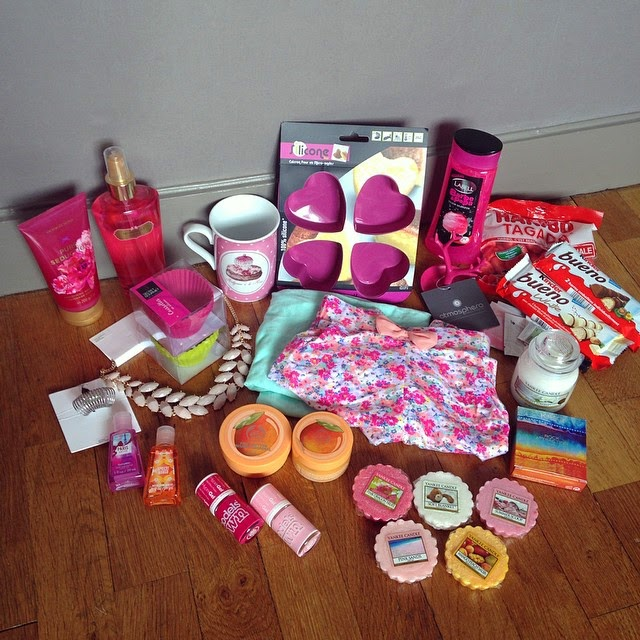 Turbo Swap avec Constance (Victoria's Secret, Bath and Body Works  SN35