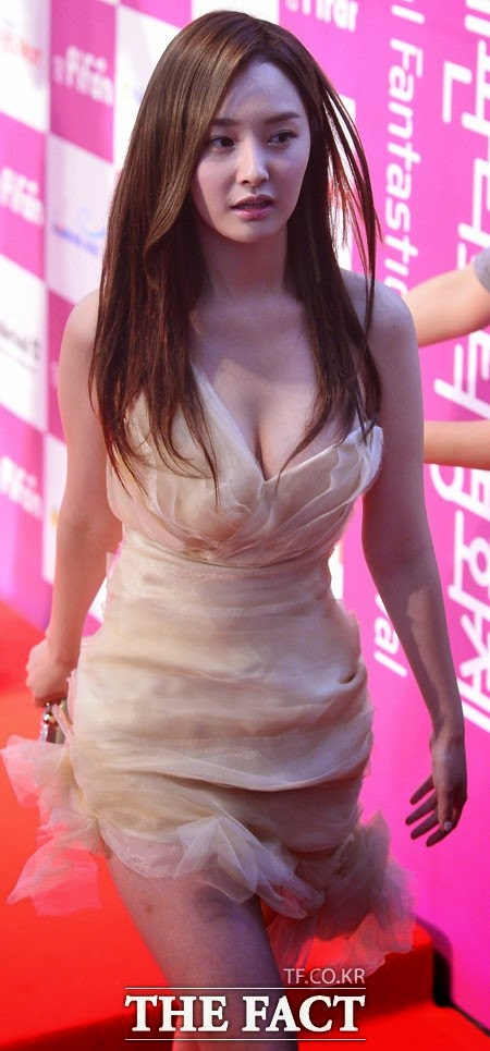 Woo Hee (우희) at the 18th Puchon International Fantastic Film Festival (PiFan) 2014