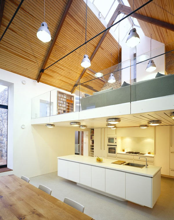Modern Historical Homes: 16 Century Farm Gets Update | Modern House ...
