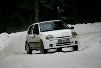 Covasna Winter Rally