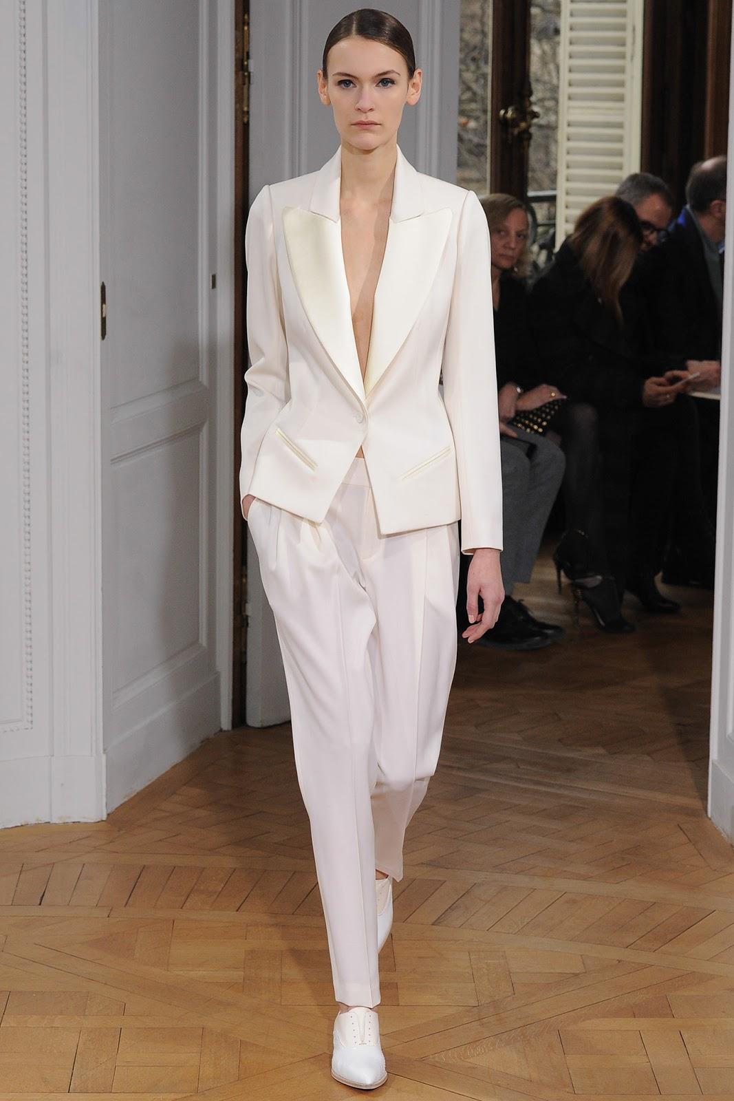 Bouchra Jarrar Spring 2015 Couture