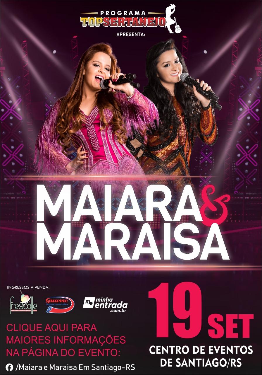 Show Nacional em Santiago