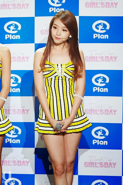 Girl's Day Minah Showcase