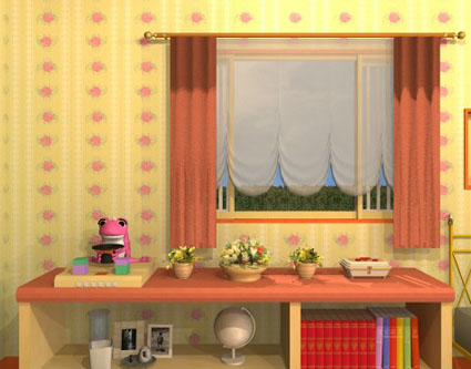 Girl's Room No.09: Eyelash Curler