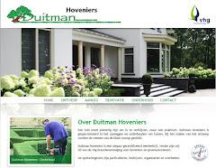 Duitman Hoveniers sponsor WTC